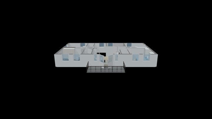 Raumarheim_02 _etasje 3D Model
