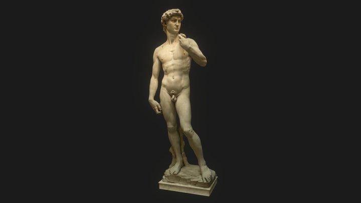 David 3D Model