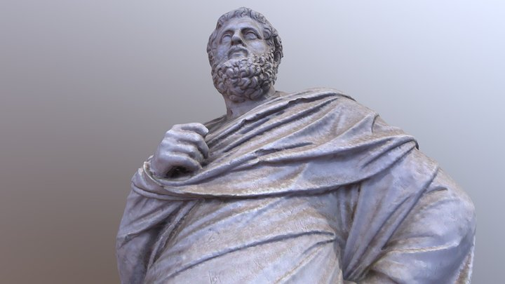 Sophocles 3D Model