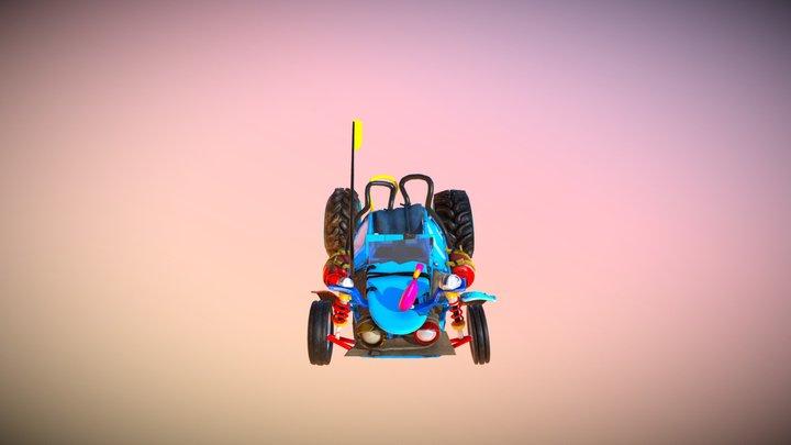 Dunebuggy 3D Model