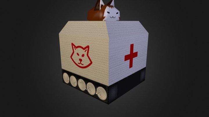 ReSupply Cat 3D Model
