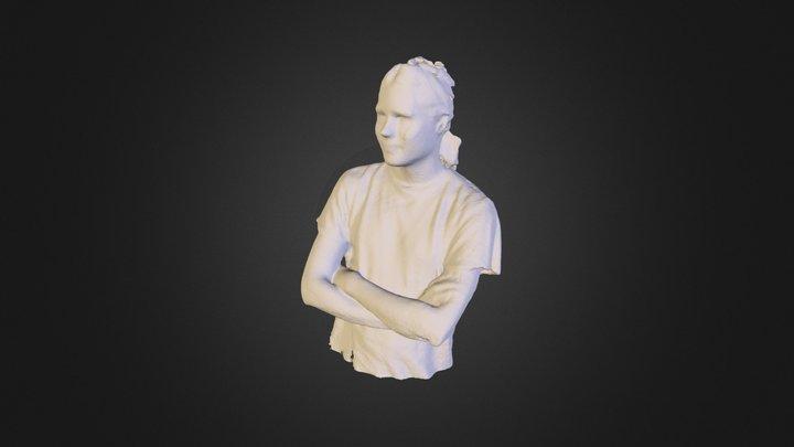 hampus 3D Model