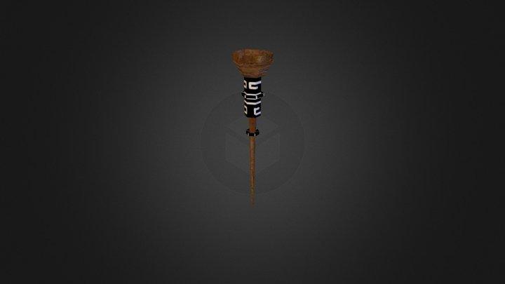 Torch_Unity.fbx 3D Model