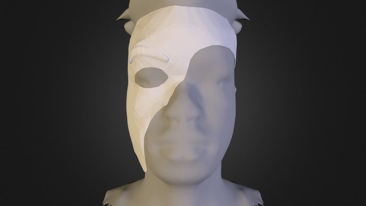 dork mask.zip 3D Model