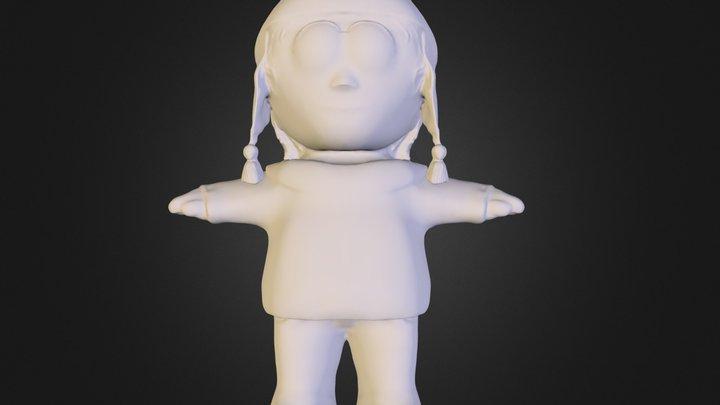 mini-me7.obj 3D Model