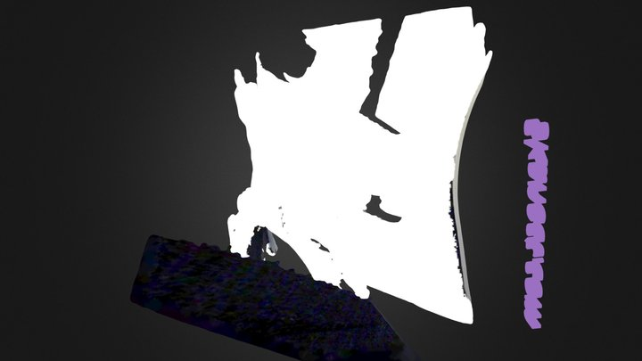 Mouse_keyboard 3D Model