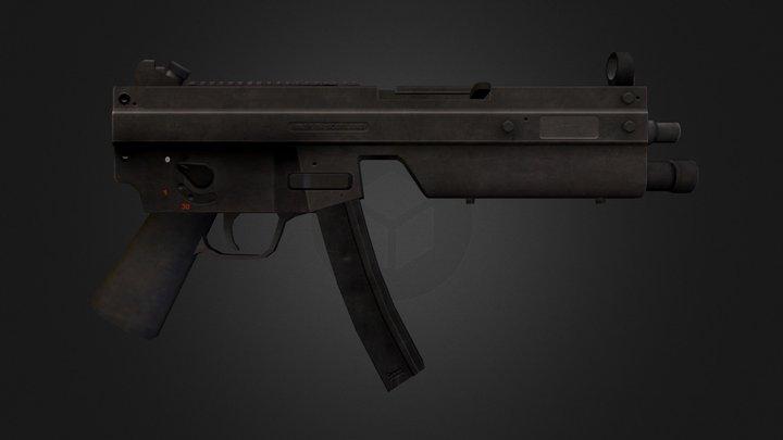 MP5.zip 3D Model