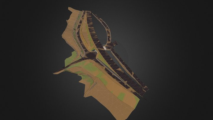 LA FULLACA 3D Model