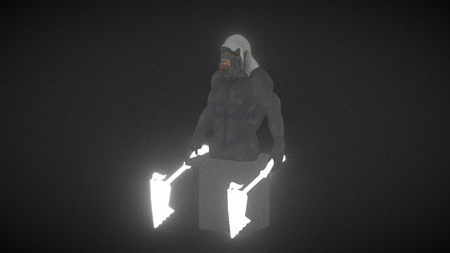 Khaldoh 3D Model