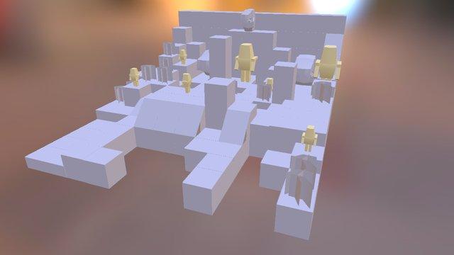 Progress Tgl 9 3D Model