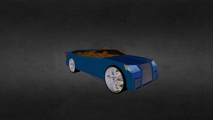 Oqab NMR RGT Concept 3D Model