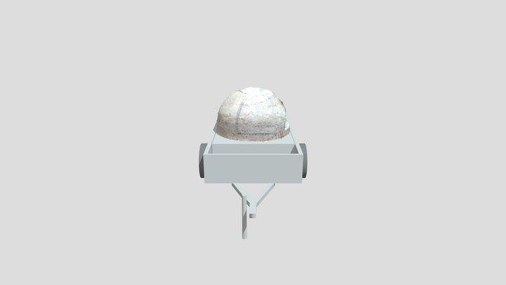 Ovenopmodeledaanhanger 3D Model
