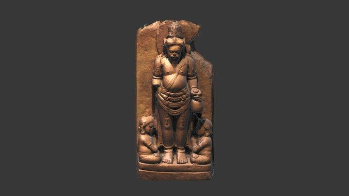Agastya - Shiva the Sage 3D Model
