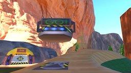 Sonic R - Resort Island 3D Model