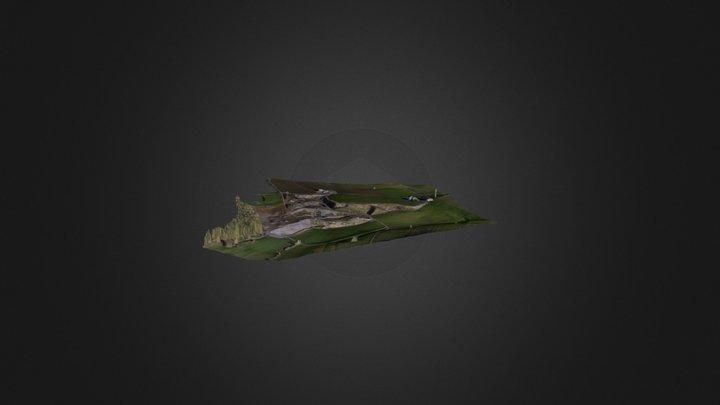 Deponie Bruggtal 3D Model