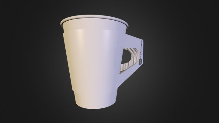 CupToMug_Piccolo_GenericModel 3D Model