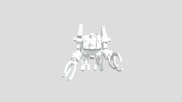 Colin 3D Model