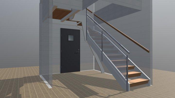 Claes �hngren 3D Model