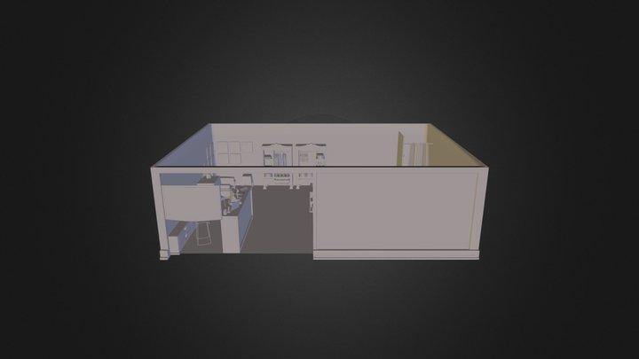 Retail Cprint 3D Model