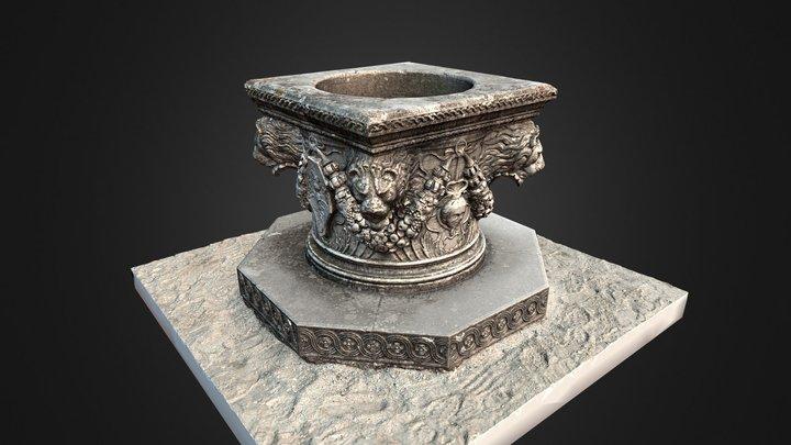 3D Scan | Royal Gardens 3D Model