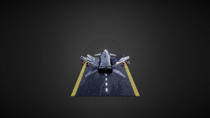 Conquest X-30 3D Model