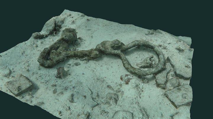Brick Wreck Deadeye 3D Model
