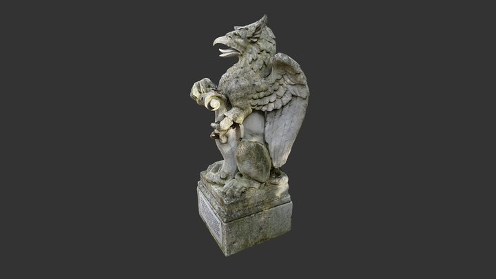 Griffin 3D Model