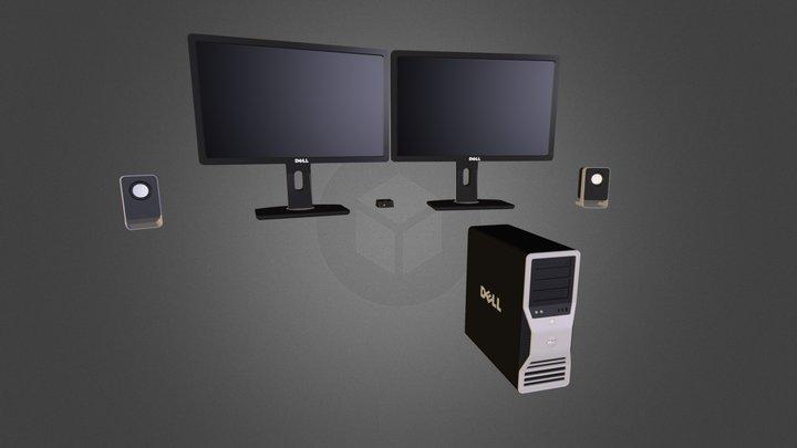 Computing 3D Model