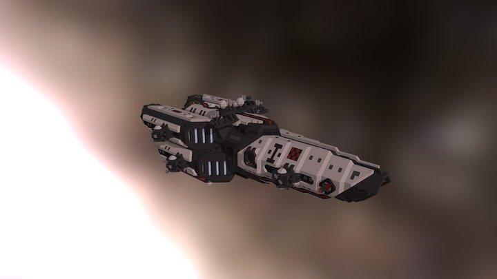TSS DPC-1 Areadhbar 3D Model