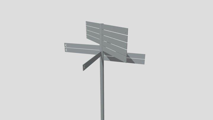Sønderborg 4, Støvlen 3D Model
