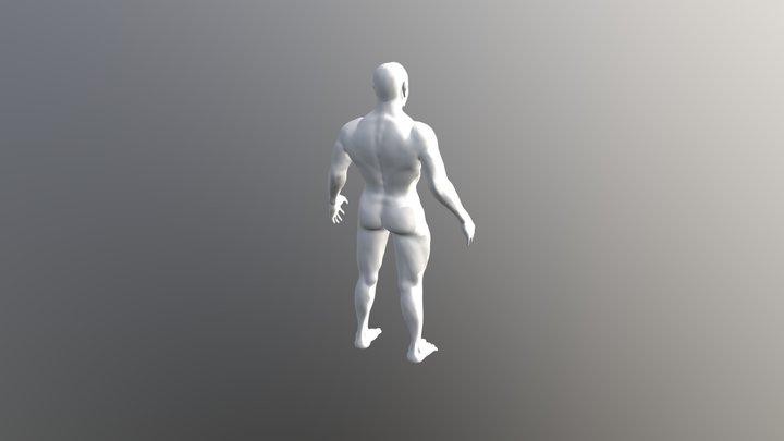 SAJIB 3D Model