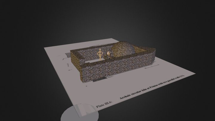 archive 8 3D Model