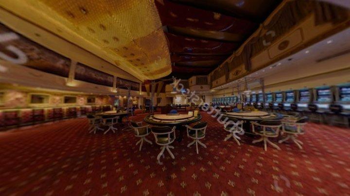 360_casino 3D Model