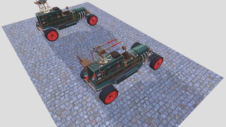 draft_diplom 3D Model