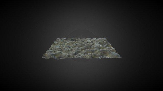 Street Texture Scan 3D Model