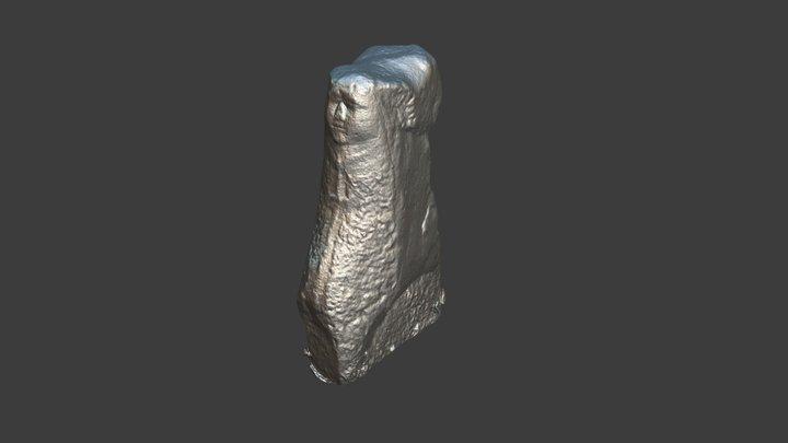 Kilosseragh Stone Sculpture 3D Model
