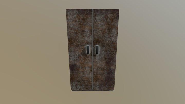 Dusty closet 3D Model
