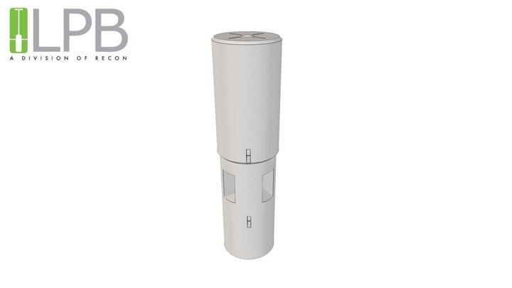LPB Classic - 8 Foot 3D Model