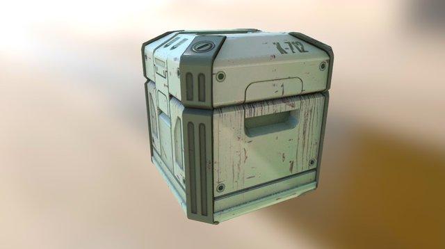 KR8 3D Model