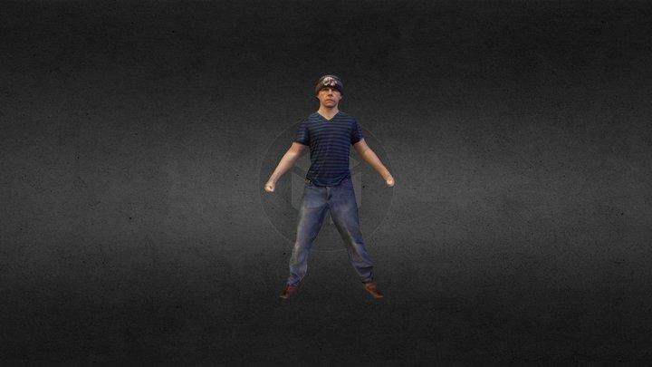 Joe Upload 3D Model