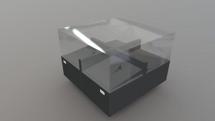 Vitrina 3D Model