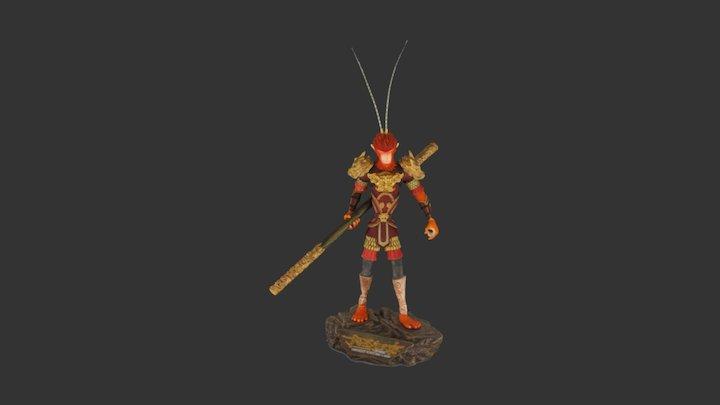 齐天大圣 3D Model