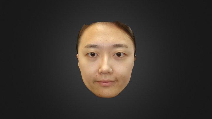 Jia Original 3D Model