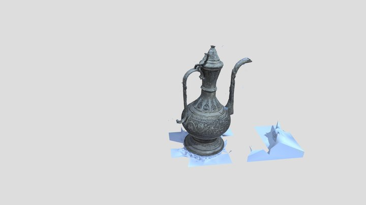 Офтоба / Офтоба / Oftoba 3D Model