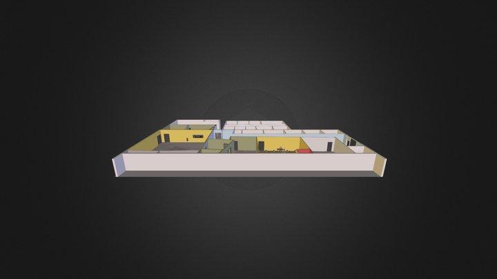 MPRA Arts West 3D Model