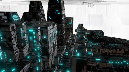 TC City Sections 3D Model