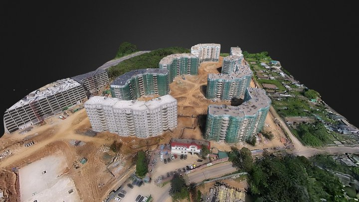 NovaRiga 3D Model