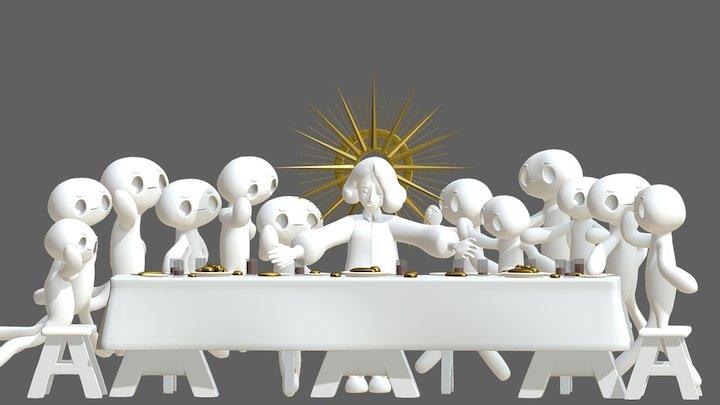 projects KM&LOZY | ver.04 3D Model