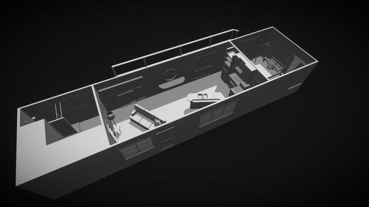 Room Webtest 3D Model