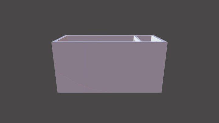Луговая септик 3D Model